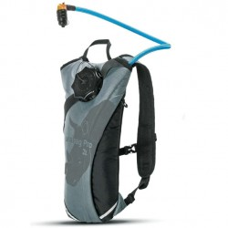 Punga de apa SOURCE Durabag Pro 2L grey/black
