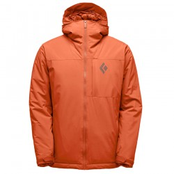 Geaca BLACK DIAMOND M Pursuit Ski Shell Hoody rust