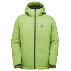 Geaca BLACK DIAMOND M Pursuit Ski Shell Hoody verde