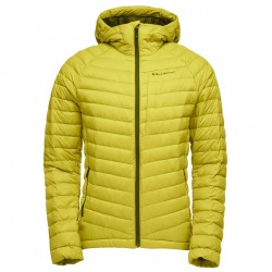 Geaca BLACK DIAMOND M Access Down Hoody sulphur