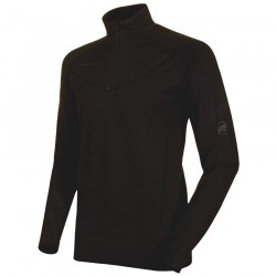 Polar MAMMUT Snow ML Half Zip Pull Men black