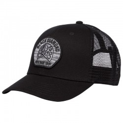 Sapca BLACK DIAMOND DB Trucker Hat aluminum knit/black
