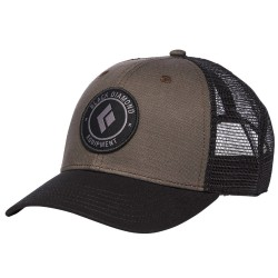 Sapca BLACK DIAMOND BD Trucker Hat walnut/black