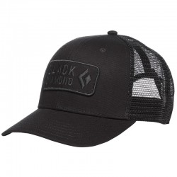 Sapca BLACK DIAMOND BD Trucker Hat black/black