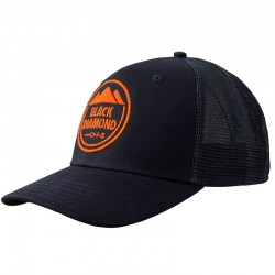 Sapca BLACK DIAMOND BD Trucker Hat captain/redwood