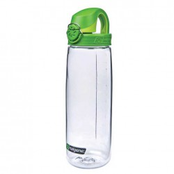 Bidon NALGENE On the Fly 0.65L clear/lime