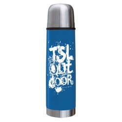 Bidon TSL Flask 350 ml - blue