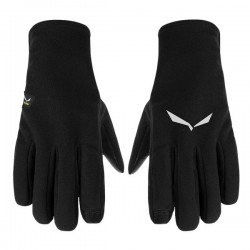 Manusi SALEWA Puez PL Gloves black out