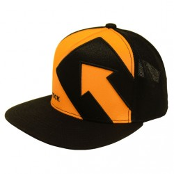 Sapca SINGING ROCK Snapback Hat yellow/black sapka