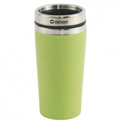 Termos OUTWELL Vacuum Bamboo Cup green