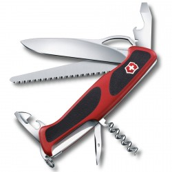 Briceag VICTORINOX RangerGrip 79 red/black