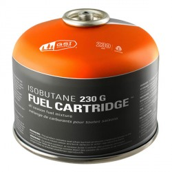 Butelie GSI OUTDOORS Isobutane 230g Fuel Cartridge