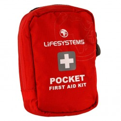 Kit de prim ajutor LIFESYSTEMS Pocket First Aid
